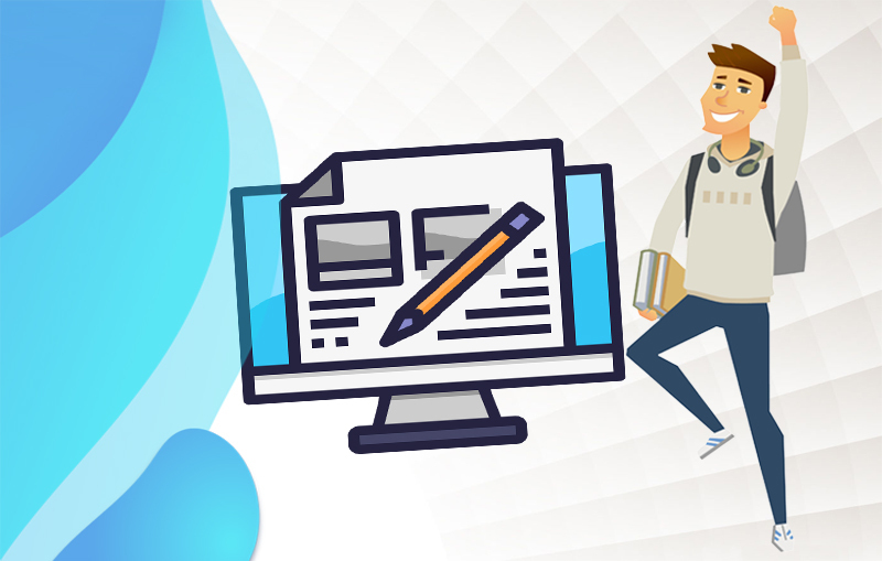 rol del estudiante on line para ser profesional