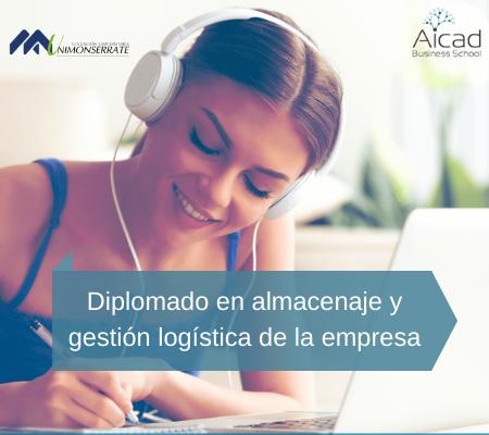 Diplomado en almacenaje y gestión logística de la empresa