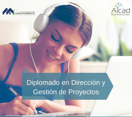 Diplomado en dirección y gestión de proyectos