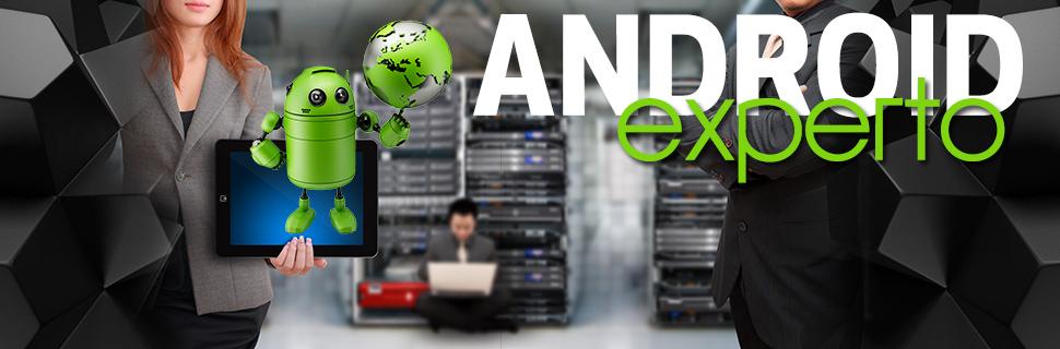 Curso Experto en Programación AndroidEl curso más completo y amplio sobre programación Android, que ofrece todas las herramientas que necesitarás para desarrollar aplicaciones para Smartphones - ¡Conviértete en un Experto en Android!