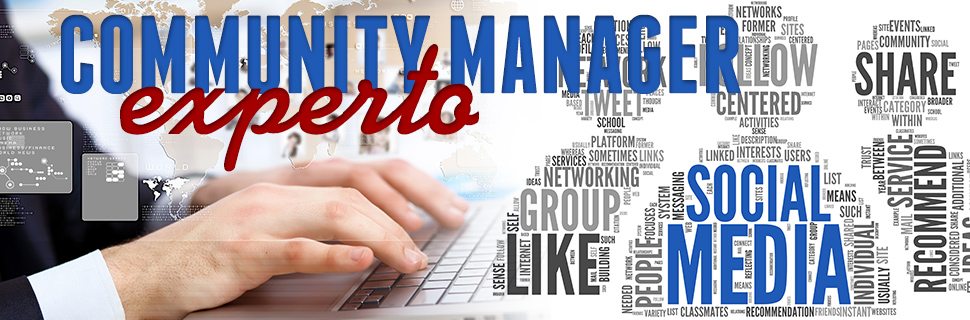 Community ManagerConoce, aprende y aplica desde la perspectiva de la empresa los conocimientos de las comunidades online y de las redes sociales (Facebook, Twitter, Tuenti, Google+, blogs, etc.) para que puedas trabajar profesionalmente como Community Manager.