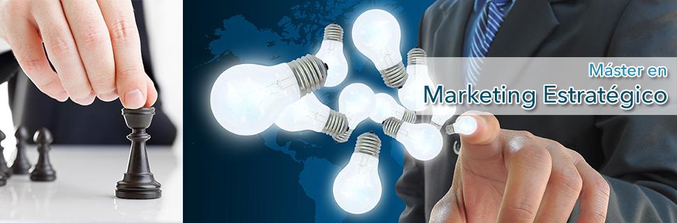 Marketing EstratégicoUna oportunidad excelente para todos aquellos titulados superiores y profesionales que estén interesados en ampliar su formación en el campo del Marketing, complementando su formación con aspectos básicos de la administración de empresas.