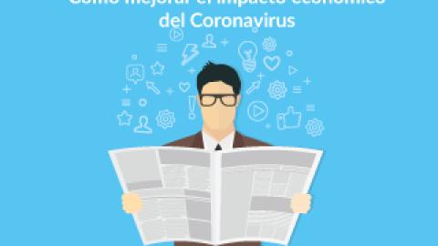 El impacto del coronavirus en el entorno económico internacional