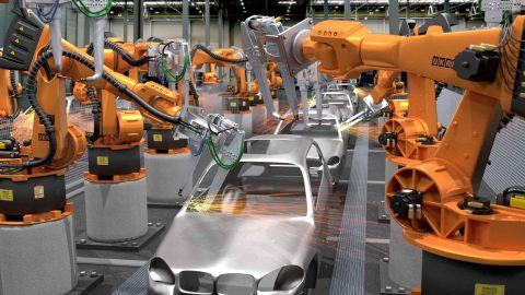 Curso Superior en Robots Industriales