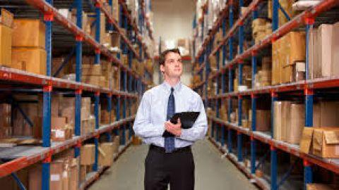 Gestión administrativa de inventarios y control de almacén para comercio internacional
