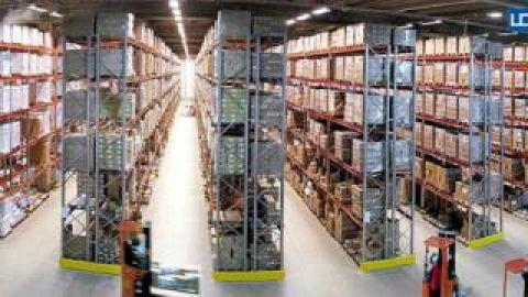 Operaciones de almacenaje y gestión logística en la empresa