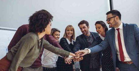 Liderazgo y trabajo en equipo, juntos para llegar más lejos