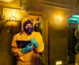 TPRL en atmósferas explosivas