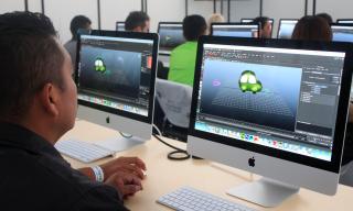 Máster en creación y desarrollo de contenidos y animaciones multimedia 2D / 3D