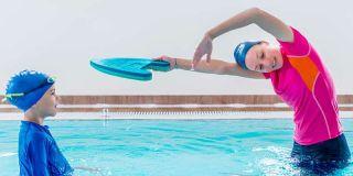 Postgrado de entrenador de natación