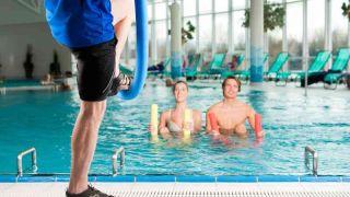 Postgrado de monitor de fitness acuático