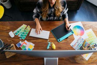 Postgrado en diseño gráfico, diseño web y maquetación profesional