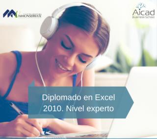 Diplomado en Excel 2010. Nivel experto