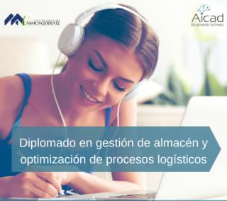 Diplomado en gestión de almacén y optimización de procesos logísticos