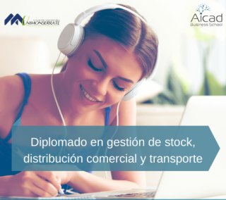 Diplomado en gestión de stock, distribución comercial y transporte