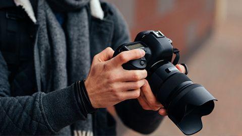 Master executive en fotografía periodística y publicitaria