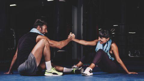Postgrado en personal training y fitness
