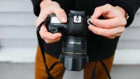 Realización de la toma fotográfica
